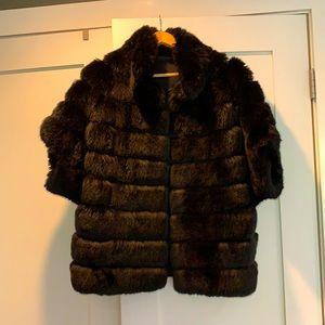 Ermanno Scervino faux fur jacket